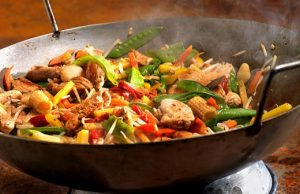 Turkey Stir Fry