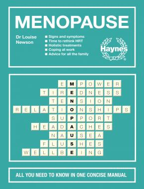 Menopause Book Cover
