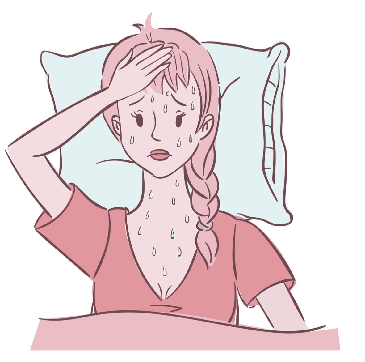 Why do I get night sweats?